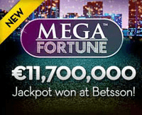 casino online betting mega fortune